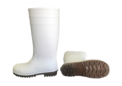108-5 food industry safety rain boots custom printing