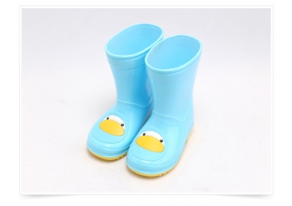 2017 Fashion colorful unique cheap kids rain boots