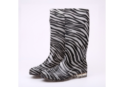 202-6 best fashion ladies rain boots