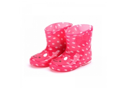 666 ankle cute children pvc rain boots