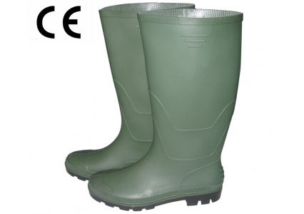 AGBN green light weight non safety rain boots