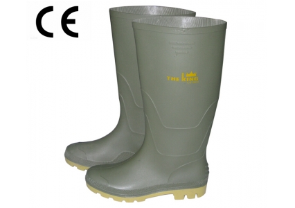 AGYN China billig PVC Regen Stiefel