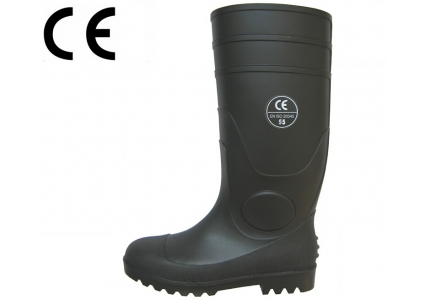 BBS CE standard PVC safety rain boots