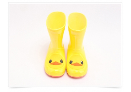 KRB-002 fashionable children rain boots