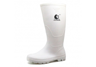 China 102-5 oil slip resistant waterproof food industry non safety PVC rain boots factory