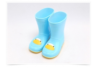 China 2017 Fashion colorful unique cheap kids rain boots factory