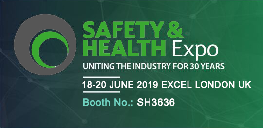 2019 SAFETY HEALTH EXPO a Londra