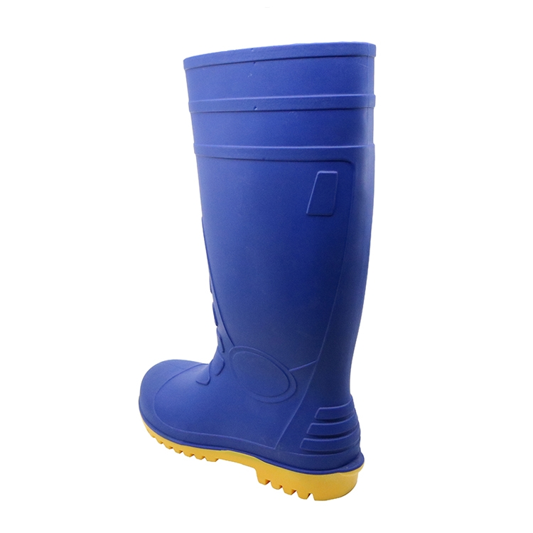 24334e5afd81 pvc safety work boots supplier - Rain boots manufacturer china ...